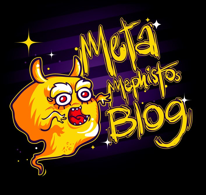 MetaMephisto's Blog : Kitsch and Gloom, Monsters in bloom.