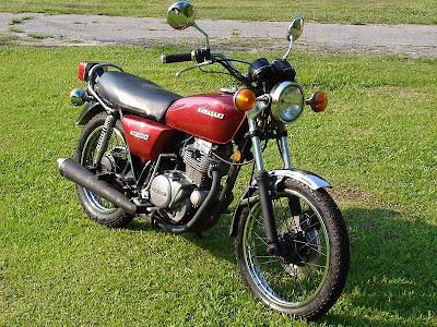 Kawasaki+KZ200+A1+1 Kawasaki KZ200 A1 1977 1978