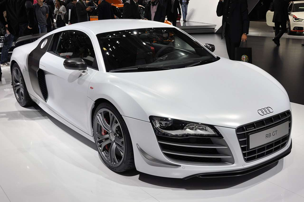 Latest Cars And Bikes AUDI R ONE OF THE GREATEST SPORT CAR - Who makes audi cars