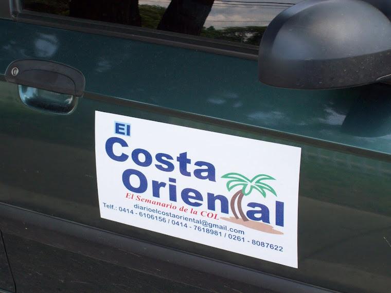 """EL COSTA ORIENTAL """"TU VOZ"""""""