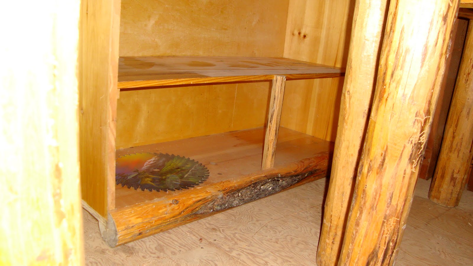Log Furniture For Sale Buffet Open 850