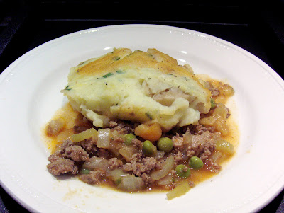 Shepherd's Pie with Buttermilk-Chive Mashed Potatoes (From Clean ...