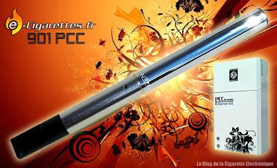 cigarette électronique «901 PCC» de chez E-cigarettes.fr