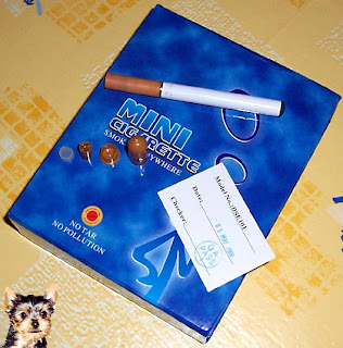 mini cigarette electronique electrocig