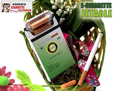 cigarette électronique jetable