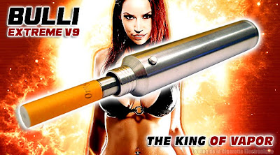 mod cigarette electronique BULLI Extreme V9 « THE KING OF VAPOR »