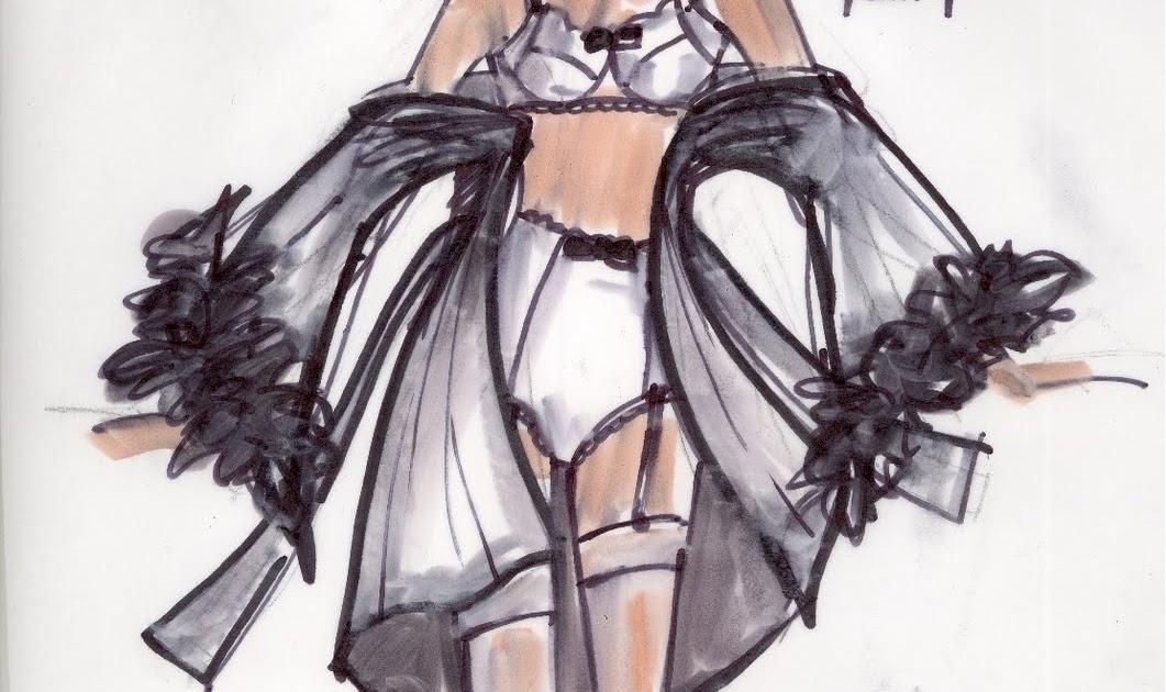 embrassemoi fashion design sketches