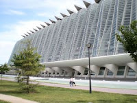 Image from stock.xchng - Darkdog - Buildings of the Ciudad de las artes y la ciencias, Valencia (Spain)