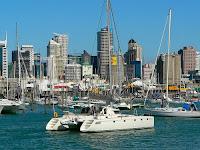 Cruise Auckland Waitemata Harbour in Luxury