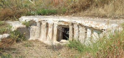 Tomba del Principe di Baravitalla