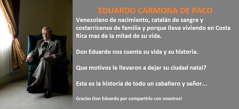 EDUARDO CARMONA DE PACO