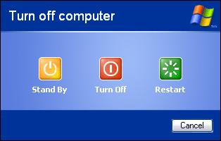 Cara Mematikan/Shutdown Komputer Dari Jarak Jauh