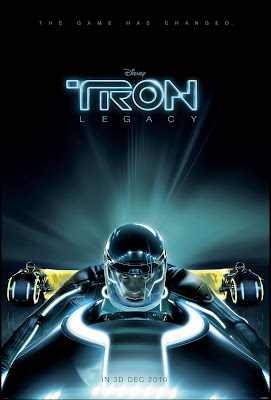 The TRON LEGACY trailer…  I'm still reeling from it… by COOP
