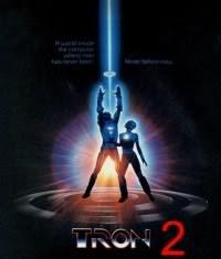 Tron 2 Legacy Poster