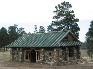 Fillius Park Shelter, built ca. 1916