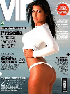Fotos de Priscila Pires HOT.