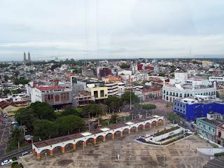 Centro de villahermosa tabasco mexico