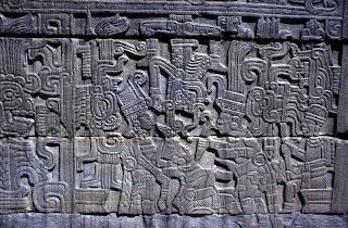 mural sacrificio tajin
