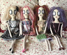 Katie's Strange World Dollys!