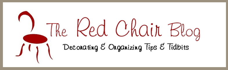 The Red Chair Blog