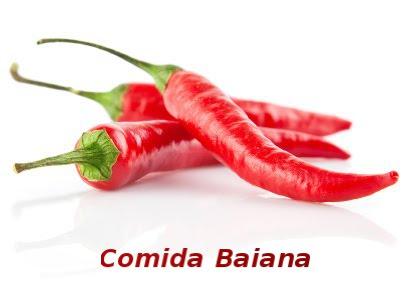 Comida Baiana