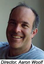 Director, Aaron Woolf, by Aaron Woolf
