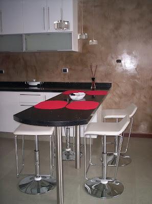 Decoracion y dise o interior dise o de cocinas y terrazas for Disenos de desayunadores