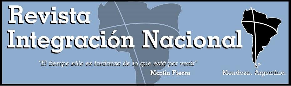 Revista Integración Nacional