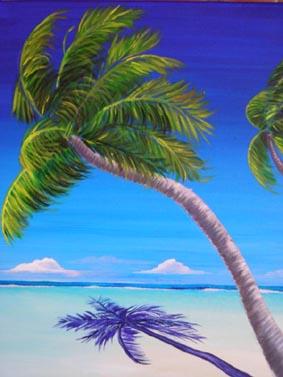 les deux palmiers