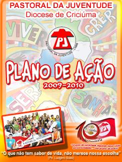 PLANO DE AÇÃO 2009-2010