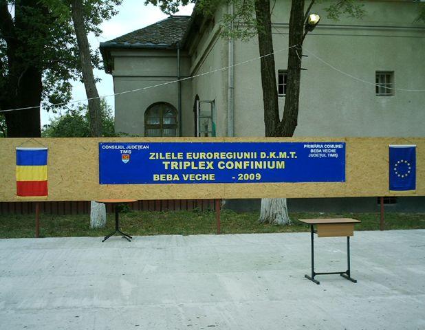 Zilele Euroregiunii D.K.M.T. -TRIPLEX CONFINIUM