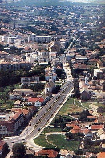 Sannicolau Mare -  orasul cel mai vestic al Romaniei