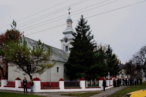 Locul unde m-am botezat si m-am cununat Biserica Ortodoxa Romana din Beba Veche
