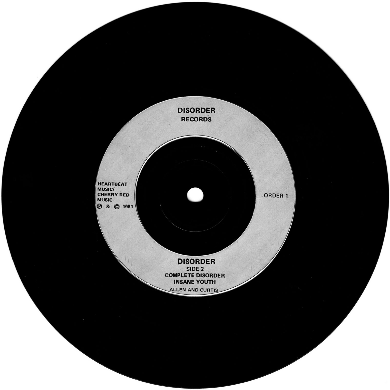 Disorder Perdition EP