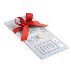 Un Bufete de abogados ofrece cheques-divorcio por navidad