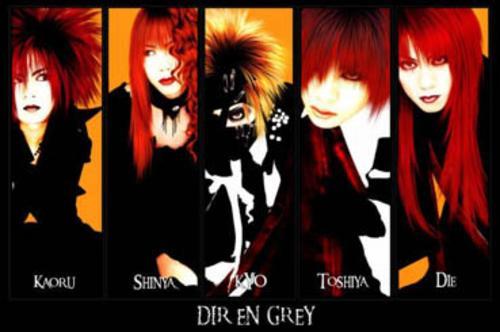 Dir en grey~ -dir+en+grey