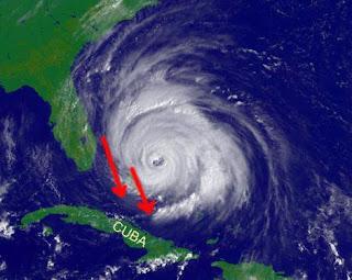 Temporada Ciclónica en Cuba.