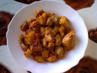 Recetas con encanto at n en salsa de tomate frito - Cocinar atun congelado ...