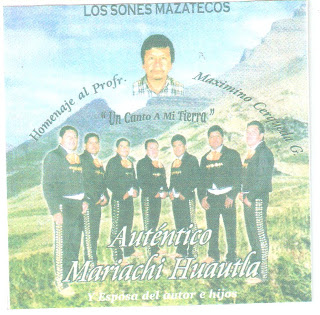 MARIACHI HUAUTLA - LOS SONES MAZATECOS MARIACHI+HUAUTLA