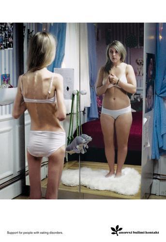 duele mirarse al espejo