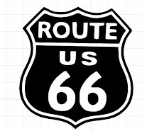 How To Draw Route 66 Route 66 Coloring Pages