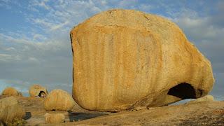 rochas do sertão