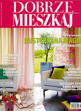 INTERIOR MAGAZINE &#39;DOBRZE MIESZKAJ&#39;: