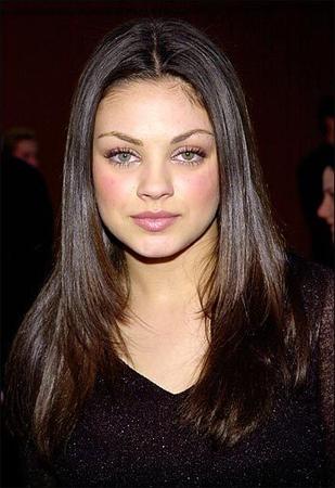 Mila Kunis Hair Color