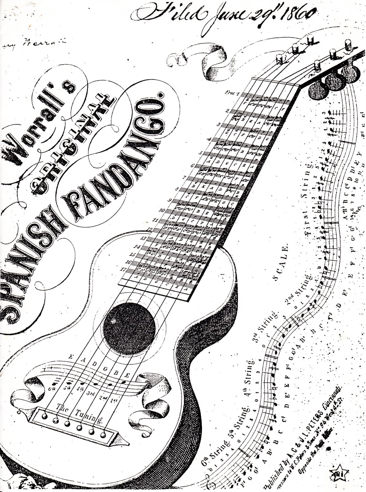 Blues Origins Spanish Fandango And Sebastopol Jas Obrecht Music