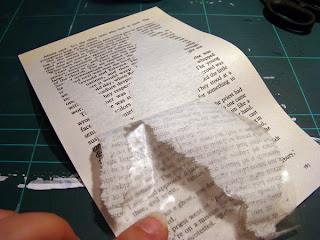 Как с помощью скотча перевести текст или картинку с одного листа бумаги на другой DSC03700