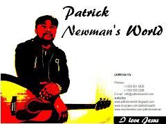 PATRICK  NEWMAN 'WORLD