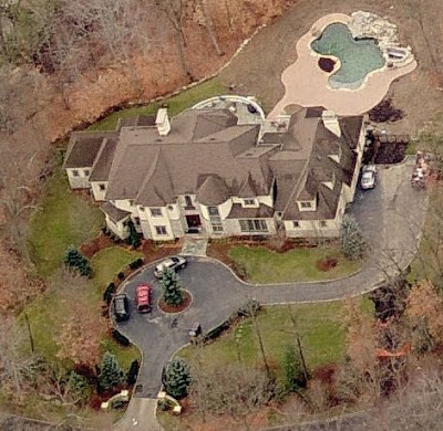 Celebrity Houses in New Jersey - CelebrityHousePictures.com