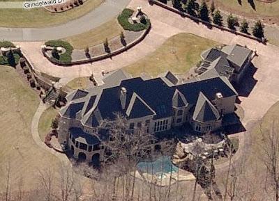 Grindelwald Estate in North Carolina