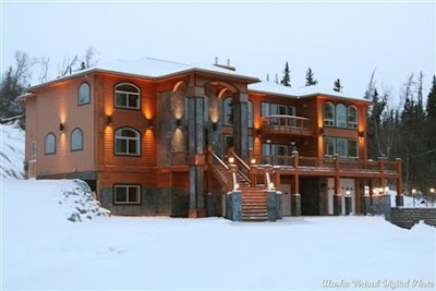 Alaska Luxury Mansion Homes Of The Rich